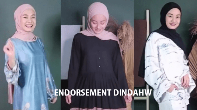 endorsement dindahw
