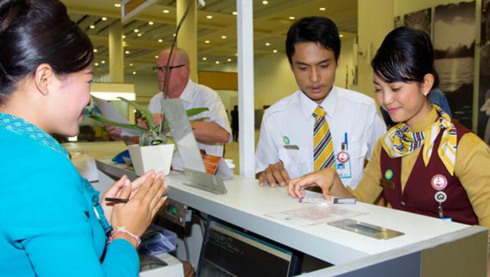 staff bandara