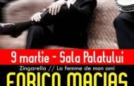 O categorie de bilete epuizata pentru concertul lui ENRICO MACIAS!
