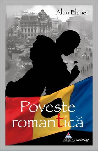 """Lansarea volumului """"Poveste romantica"""" de ALAN ELSNER,SUA"""