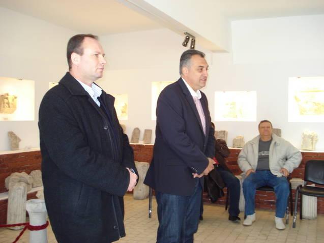Simpozion la Muzeul de Arheologie Callatis Mangalia