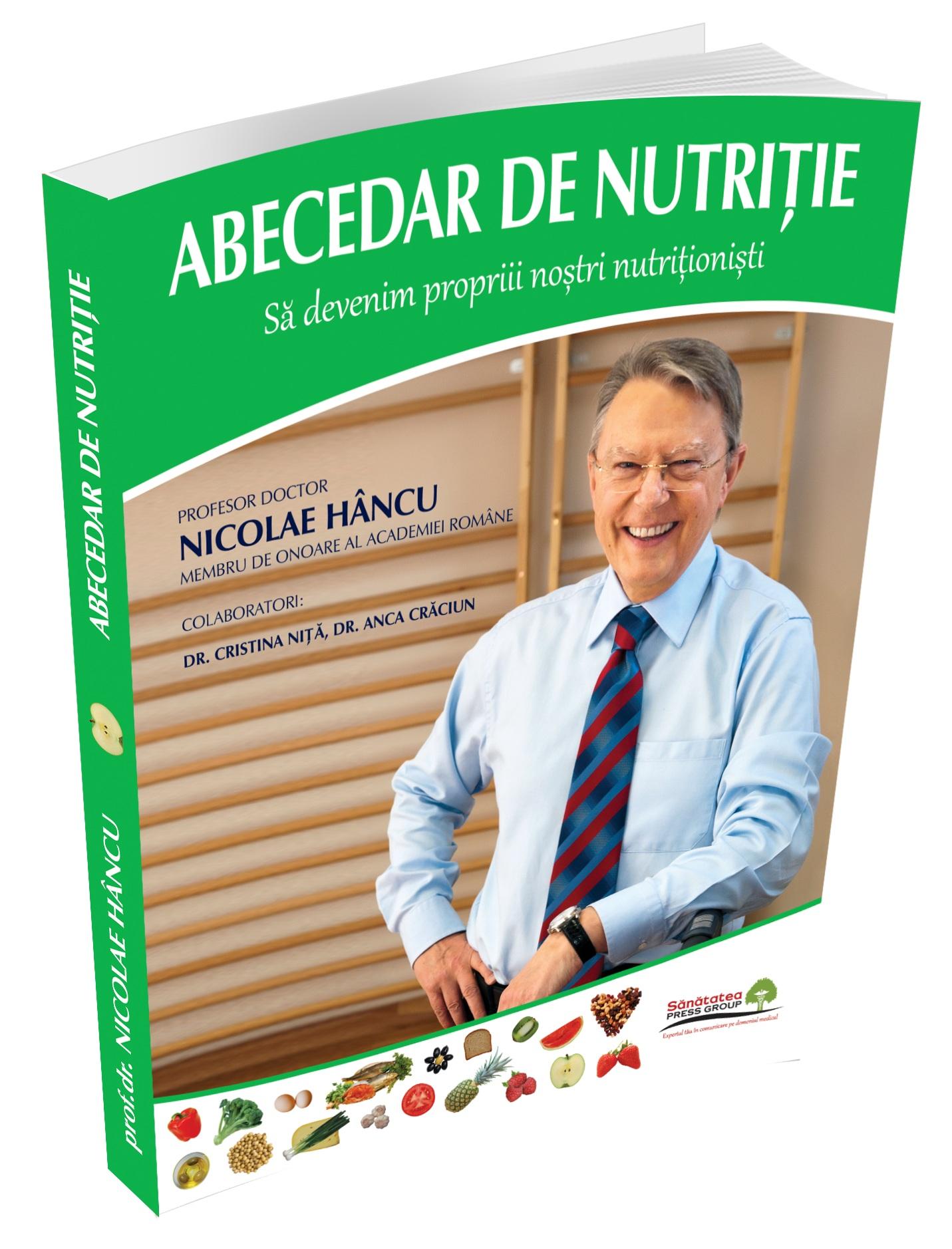 Abecedarul de Nutriţie - Cum asociem alimentaţia echilibrată cu un stil de viaţă sănătos