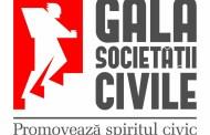 Număr record de proiecte şi programe înscrise la  Gala Societăţii Civile, ediţia 2013