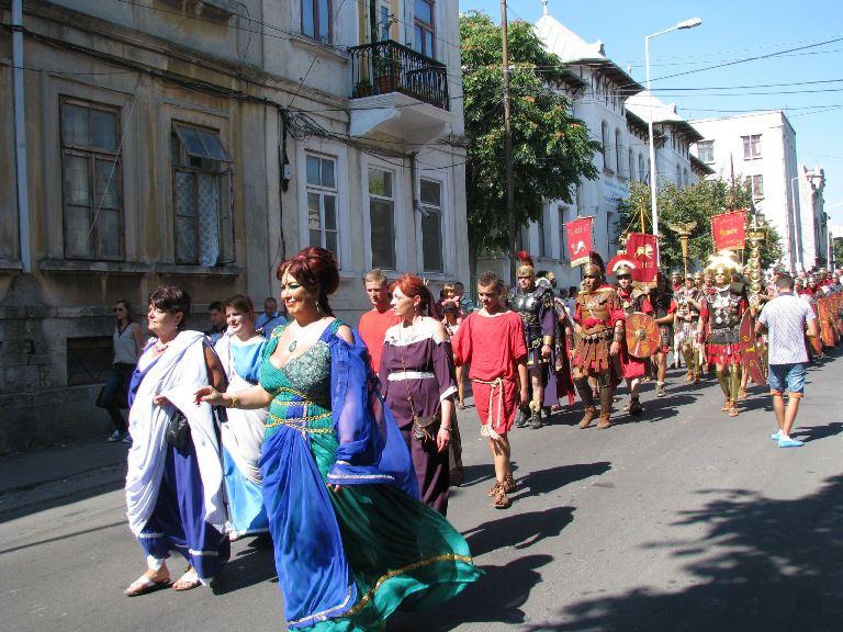 Avanpremiera Festivalului Antic Tomis la Targul de Turism al Romaniei