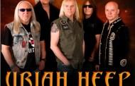 Legendele rock URIAH HEEP   concerteaza la Arenele Romane