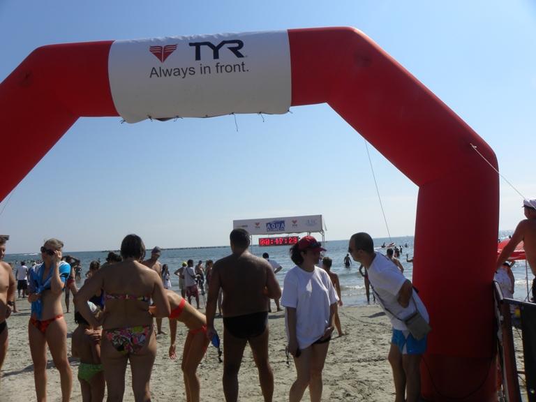 Aqua  Challenge revine in Mamaia