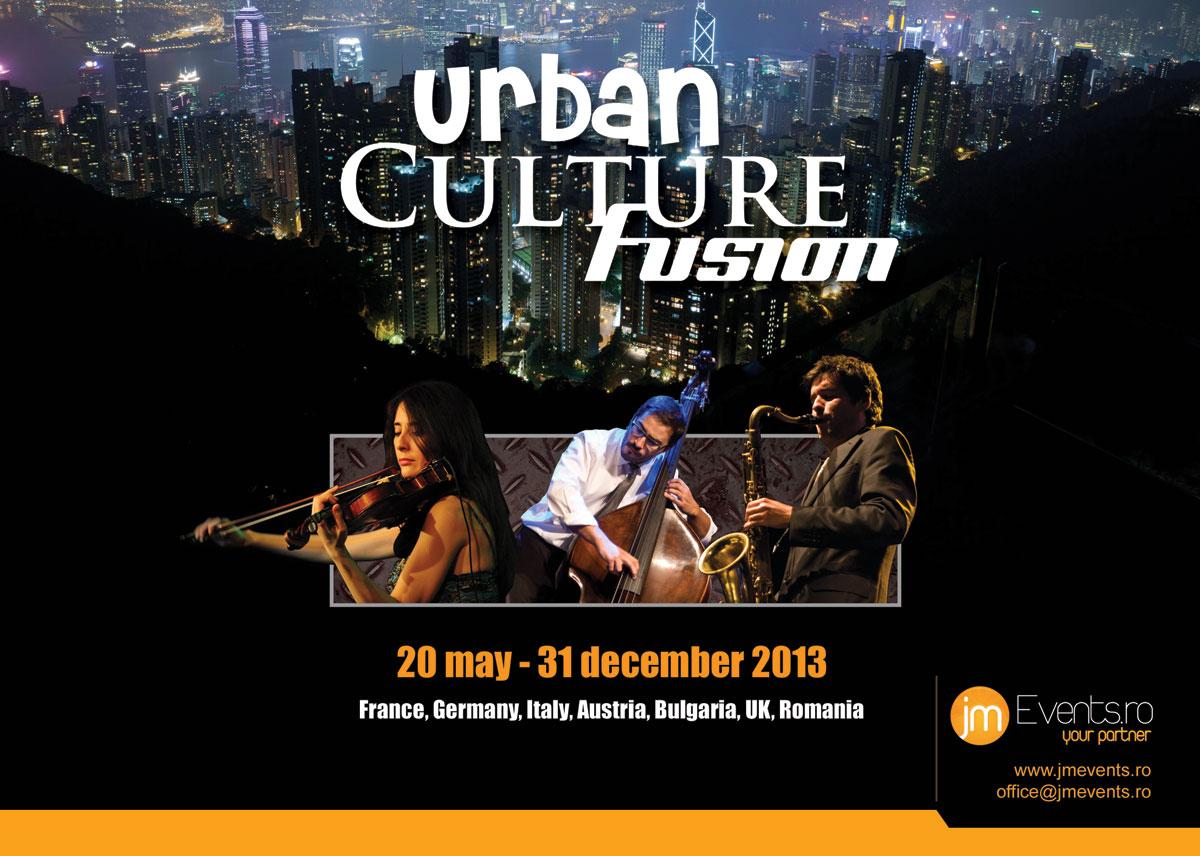 Urban Culture Fusion Summer Music Academy Sinaia