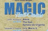 Concerte live, în acest week-end, pe scena plutitoare din Portul Turistic Mangalia