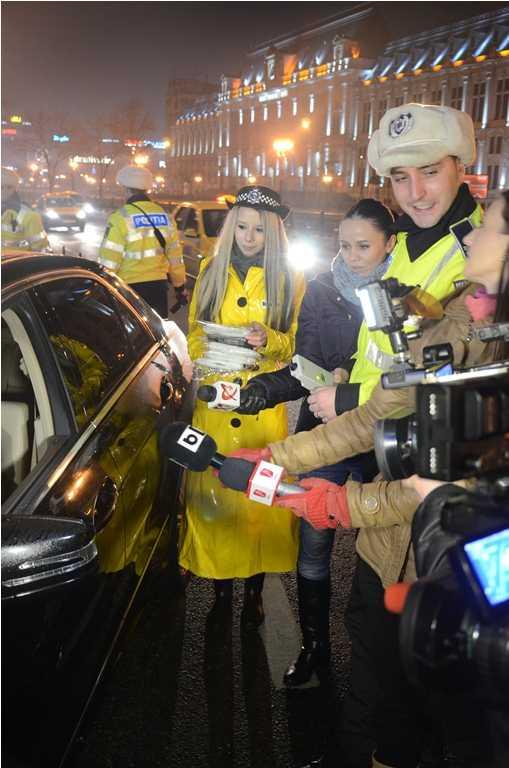 Poliția Română și Bergenbier S.A. i-au premiat pe cei mai responsabili șoferi