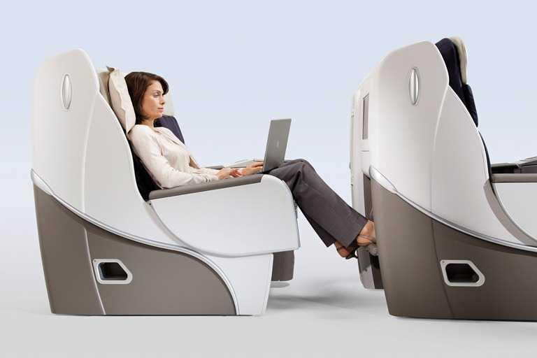 Air France permite utilizarea aparatelor electronice  pe toata durata zborului