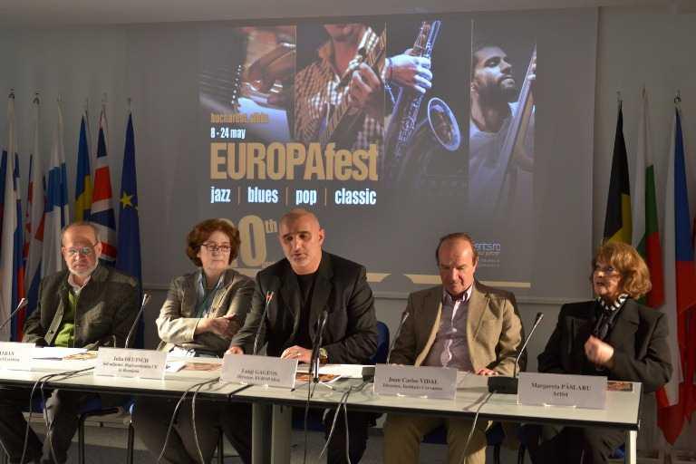 EUROPAfest 2014, peste 20 de ani de muzica buna It's all about live quality music !