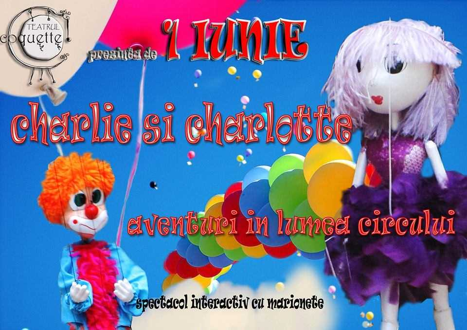 Programul Teatrul Coquette din Bucuresti in perioada 1-8 iunie 2014