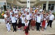 """Fanfara """"Muzica Apelor"""", prestație reușită la Festivalul Internațional de Fanfare"""
