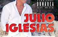 Concertul lui Julio Iglesias de la Galati isi schimba locatia