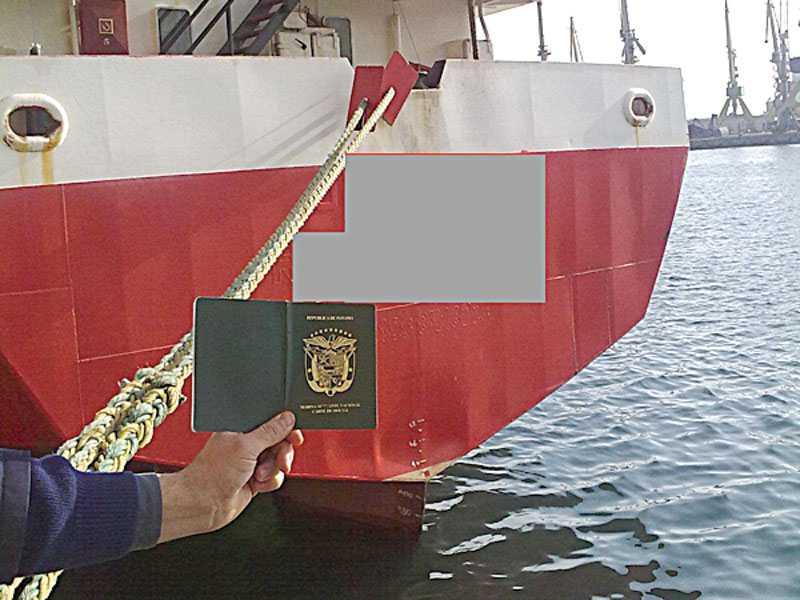 Trei carnete de marinar false descoperite în Portul Constanţa