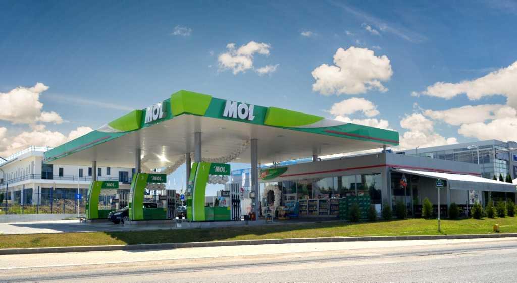 MOL Romania a investit peste 6,1 milioane de euro in 7 benzinarii noi