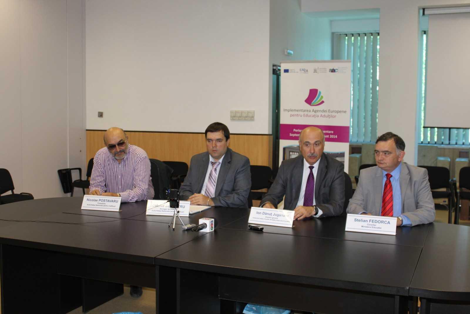 Educația adulților în România - perspective