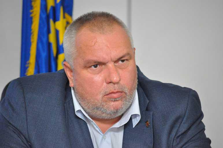Declaratia de Presa a lui Nicusor Daniel Constantinescu