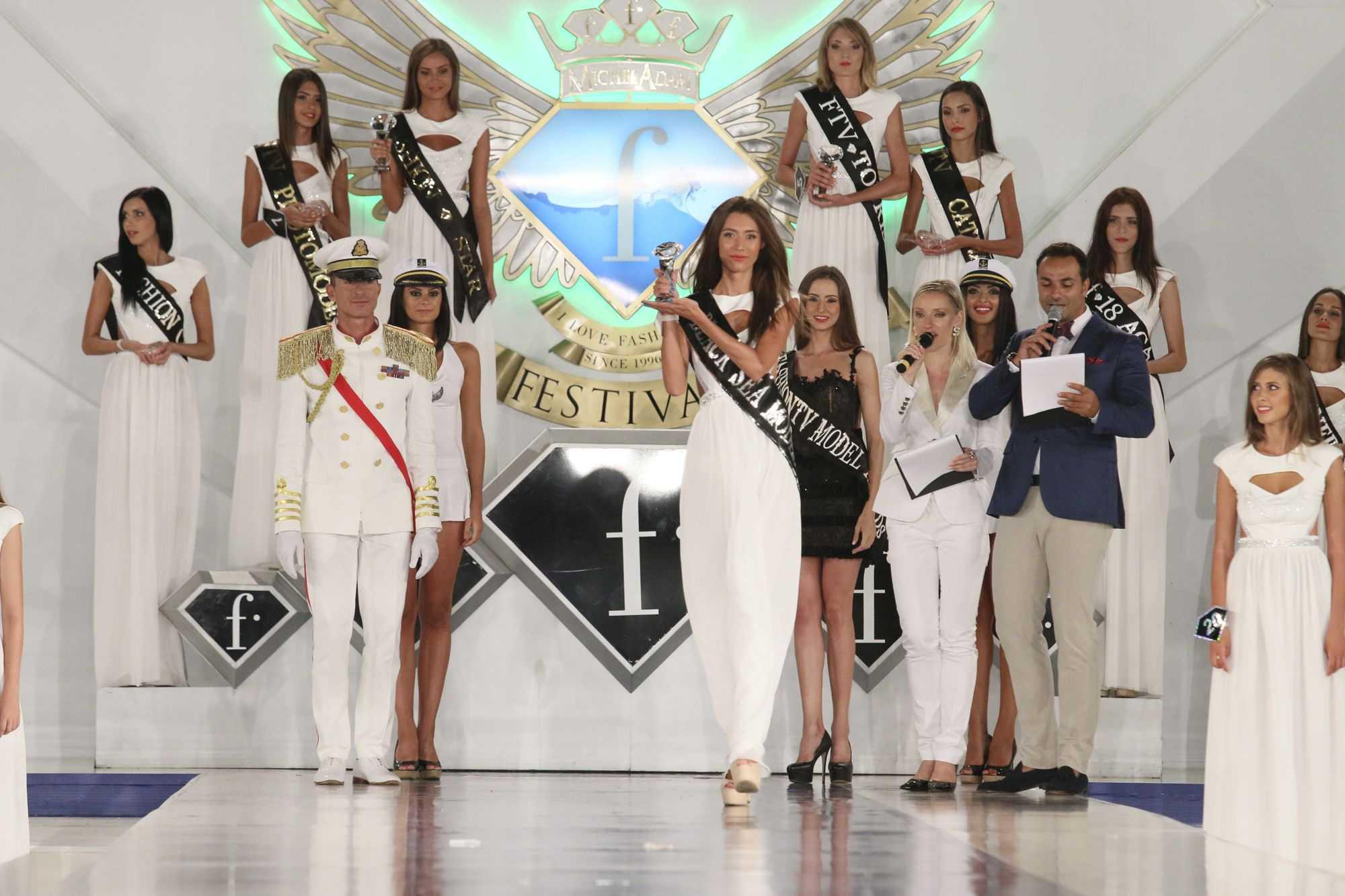 Mamaia, Fashiontv Black Sea Model Awards