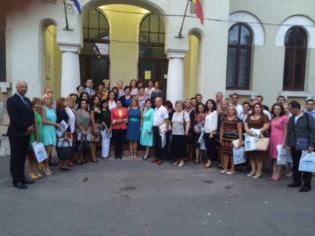 Consfătuirea națională a directorilor liceelor pedagogice la Constanța