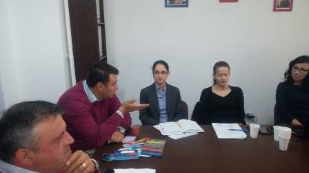 """Workshop """"Alegeri Prezidentiale 2014"""""""