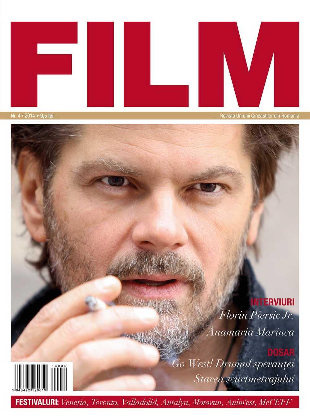 Lansare revista Film la Gaudeamus