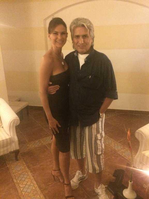 Ramona Badescu – aniversare egipteana cu Toto Cutugno si Gipsy Kings