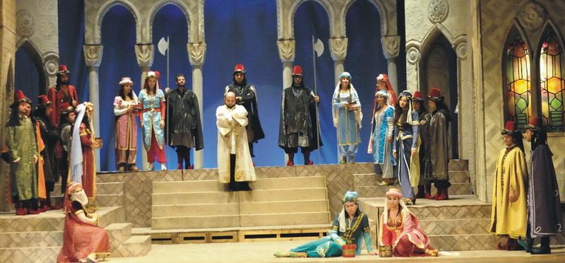 Mozart si Puccini pe scena Teatrului National de Opera si Balet Oleg Danovski