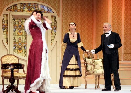 Din trei secole diferite, trei comedii, pe scena Teatrului de Stat Constanța