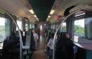 Cum se circulă cu trenul în condiții de caniculă