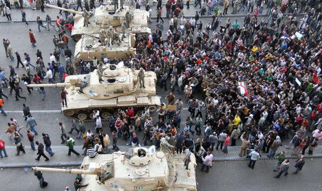 Sau intensificat lupte în Sinaiul de Nord, Egipt