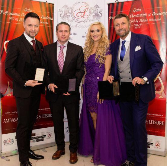 S-au acordat premiile Galei Performantei, Creativitatii si Excelentei