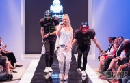 Anda Adam a făcut show la Bucharest Fashion Week!