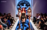 Andreea Dogaru, printesa razboinica de la Bucharest Fashion Week