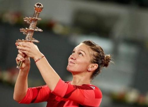 Simona Halep pe locul 5 in clasamentul WTA