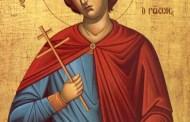 27 mai, Biserica Ortodoxă îl cinsteşte pe Sfântul Ioan Rusul