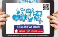 Dispensar, prima aplicaţie gratuită de mobil din România pentru programări online