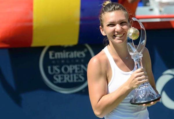 Simona Halep castiga al 14 lea trofeu la Montreal!