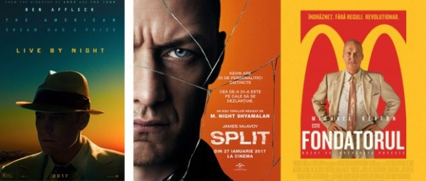 Filmele săptămanii la cinema