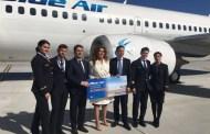 Lansarea Bazei Operaţionale a Blue Air la Constanţa