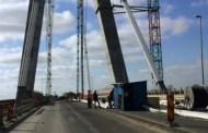 Se închide podul de la Agigea