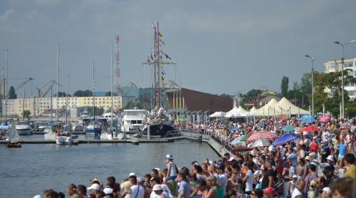 Ziua Marinei Române sărbatorită la Mangalia