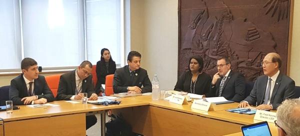 CERONAV participa la intalnirea ambasadorilor maritimi IMO