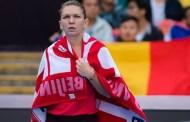 Simona Halep o învinge pe Maria Sharapova în turneul WTA de la Beijing