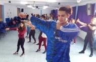 """FlashMob """"Dansez pentru sănătate"""" la Medgidia"""