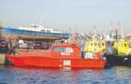 Nave SAR in Portul Constanta