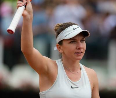Simona Halep joacă împotriva Mariei Şarapova în sferturi la Roma