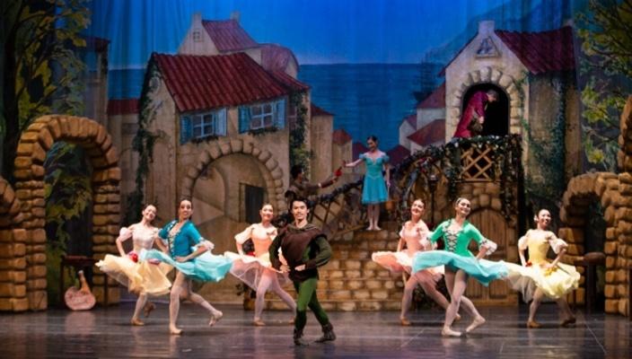 """""""Frumoasa și bestia"""" încheie stagiunea  Teatrului Naţional de Operă şi Balet """"Oleg Danovski"""" Constanţa"""