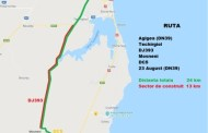 Două rute alternative pentru sudul litoralului