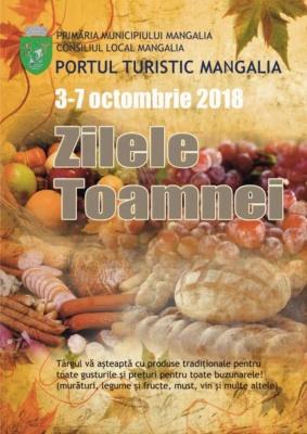 Zilele Toamnei, în Portul Turistic Mangalia